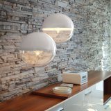 Koziol Hanging Lamp Orion solid white